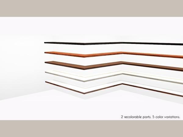 Falko : Almateo living modular shelf