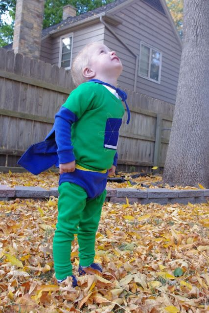 Homemade Super Why costume!