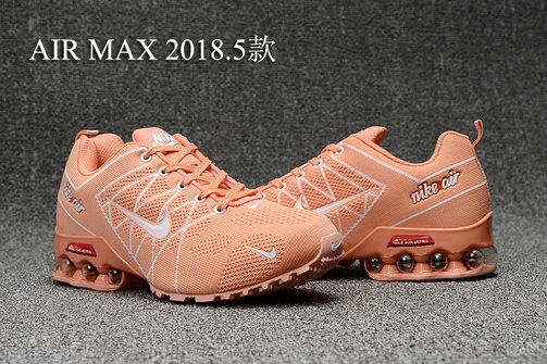 quality design 78037 e3643 New 2018 Nike Shox Air Max 2018.5 KPU Orange Red