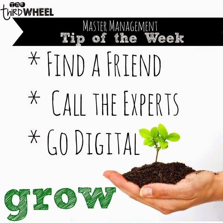 Master Management Challenge #10: Grow On!
