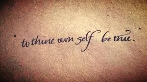 to thine own self be true tattoo - Google Search