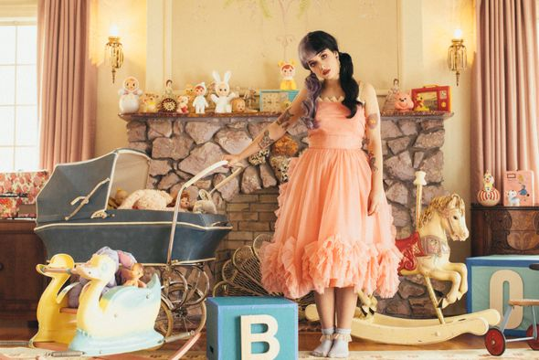 Pity Party Photo Shoot - Melanie Martinez Wiki - Wikia
