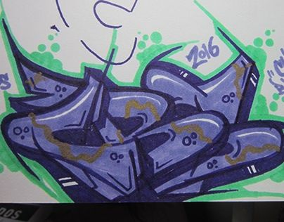 """Check out new work on my @Behance portfolio: """"CBS clan bajo sur!"""" http://be.net/gallery/33895742/CBS-clan-bajo-sur"""