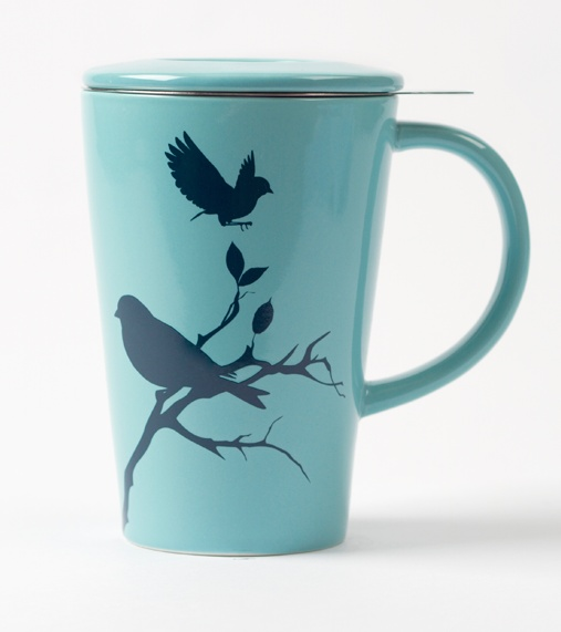 David's Tea is the BEST and I just bought this mug and it is marvelous!
