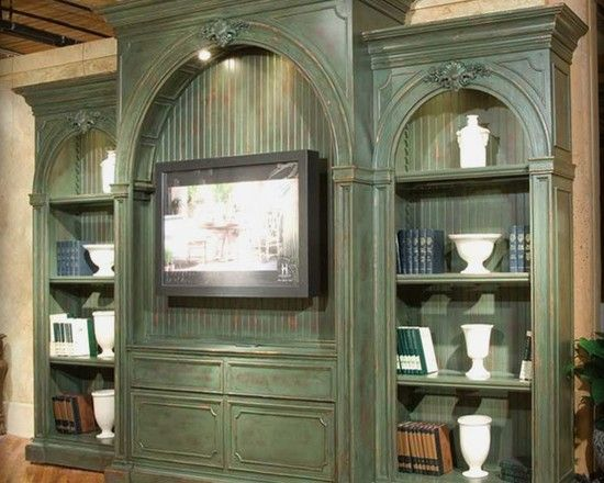 Built In Home Entertainment Center Design, Pictures, Remodel, Decor And  Ideas   Page