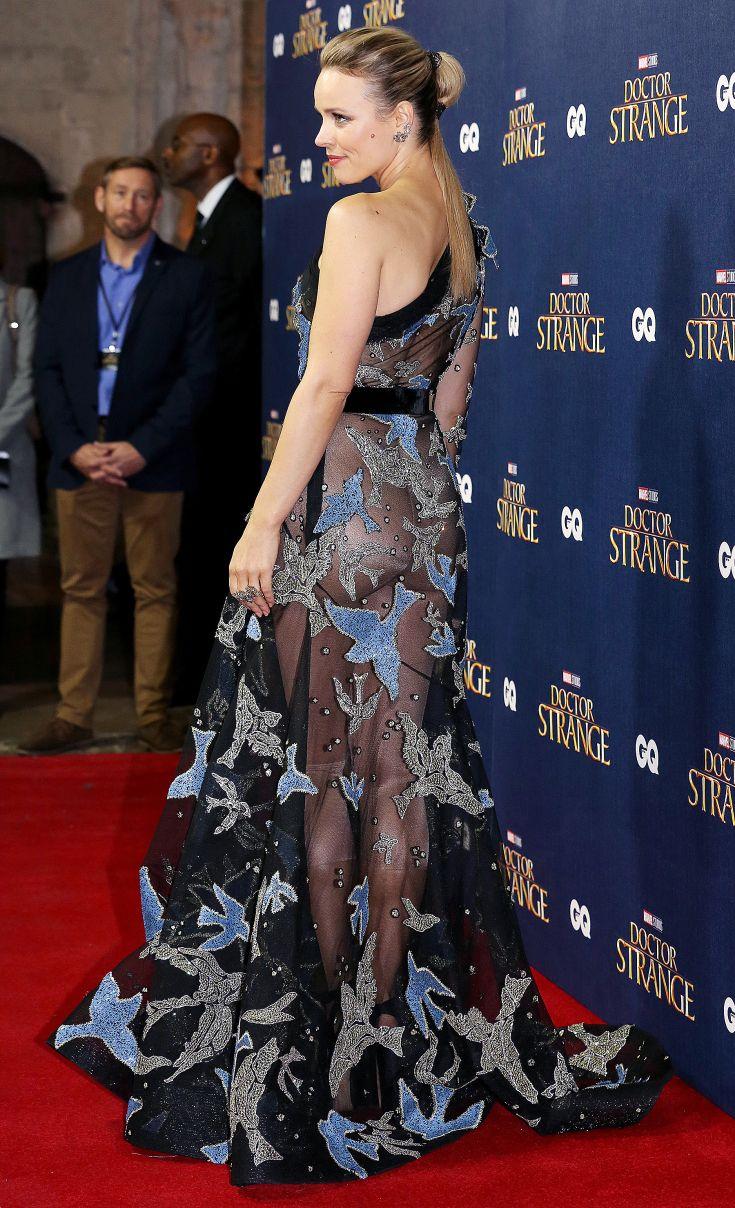 Rachel MCadams Celebrity Style - video dailymotion