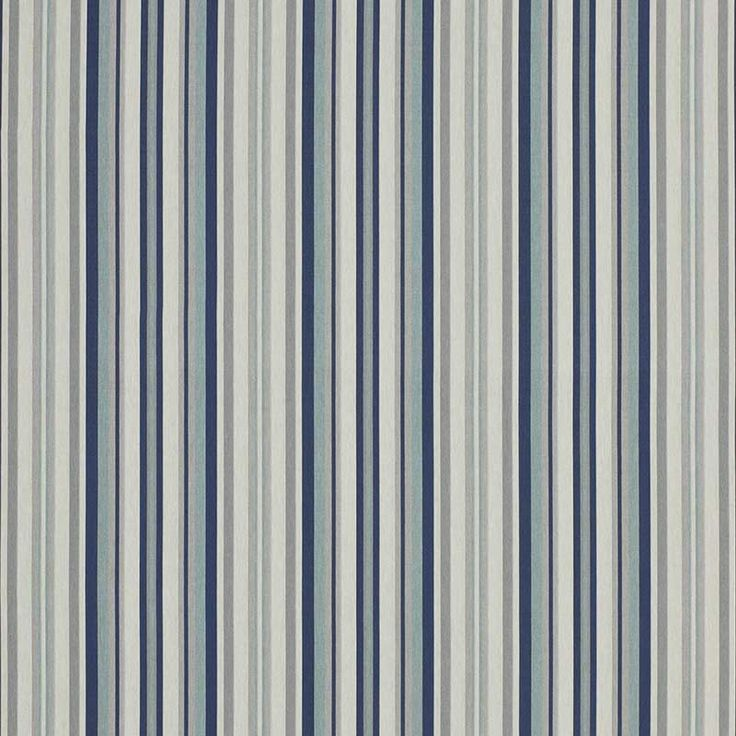 Warwick Fabrics : ASON, Colour NIGHT