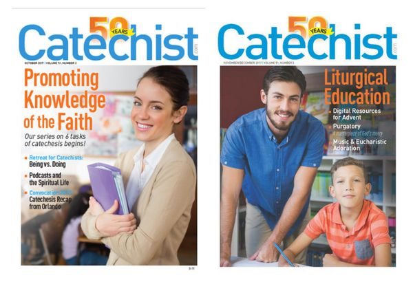 Parents and families Archives - CATECHIST Magazine