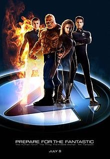 Fantastic Four- at the time I thought it was good
