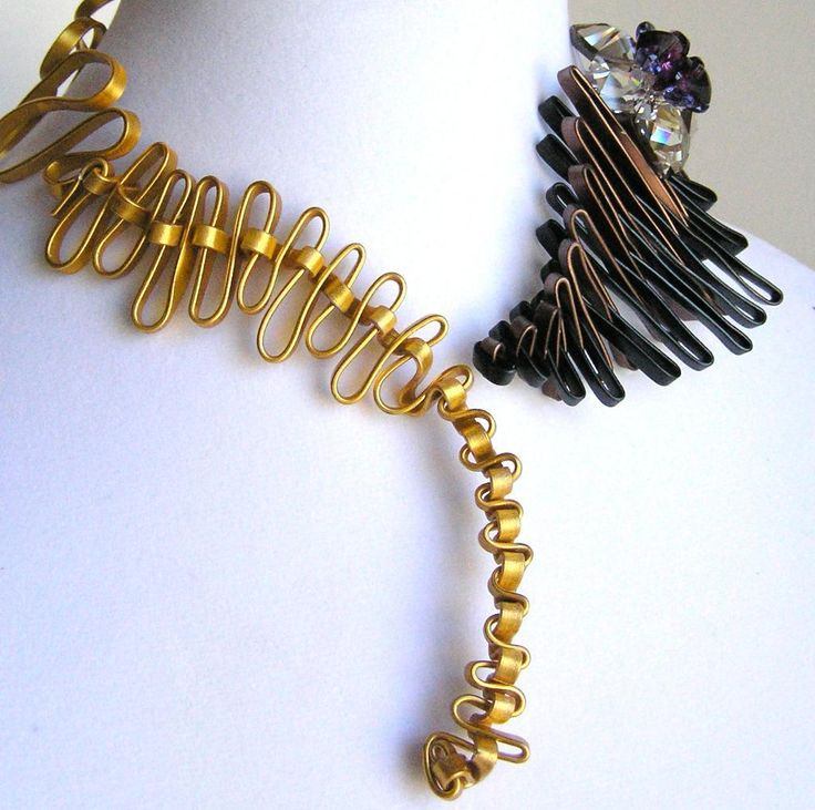 Necklace | Goldgatsby Designs.