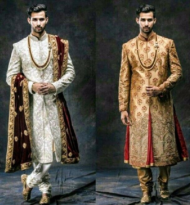 Wedding Indian Groom Wear Mens Wedding Attire Indian Groom Dress