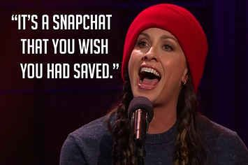 "Alanis Morissette Updated The ""Ironic"" Lyrics With Modern Struggles And It's Hilarious"