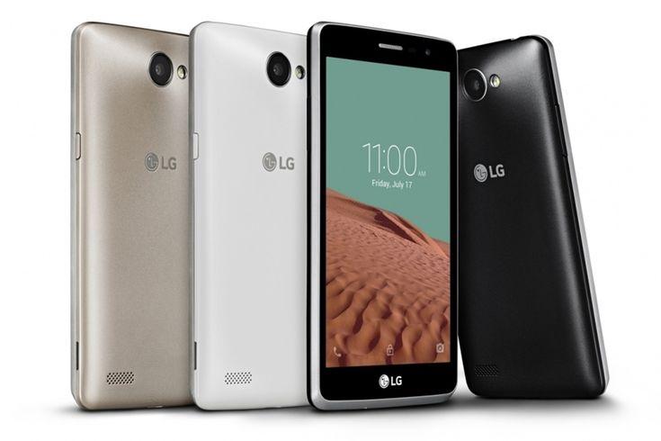 Smartphone LG Prime II