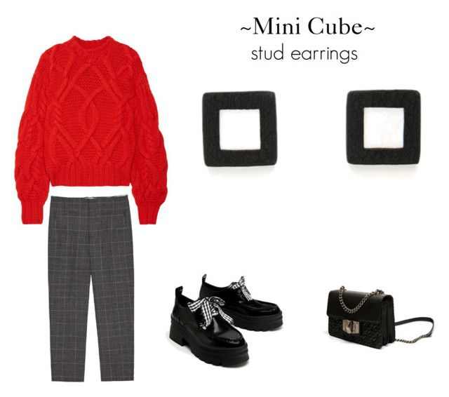 """Mini cube"" by sfkaterina on Polyvore featuring Ulla Johnson and Bandolera"