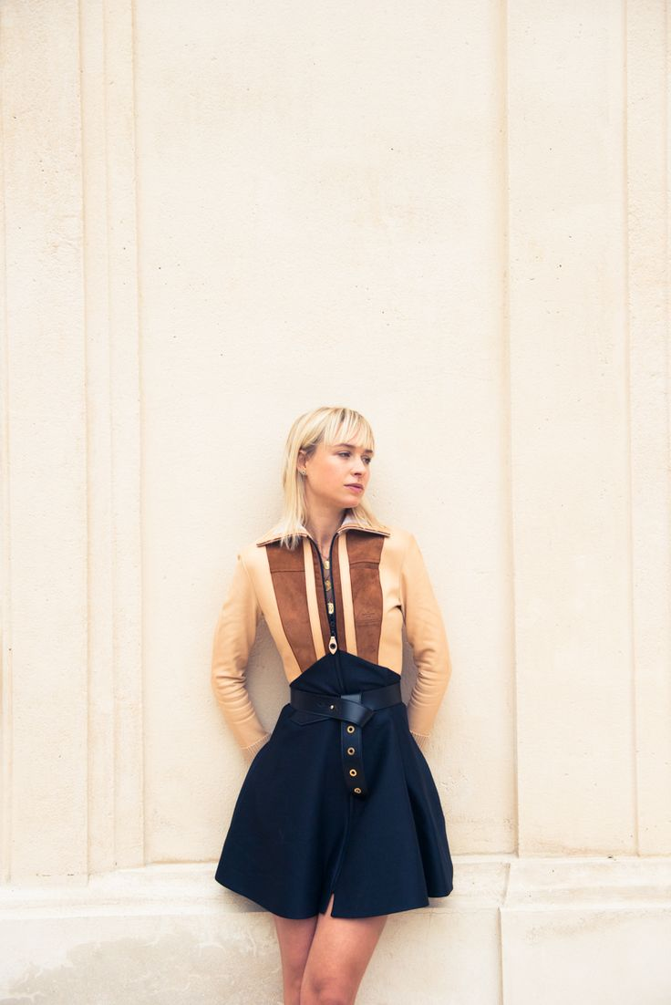Because it's safe to say this girl knows the ins and outs of the finer things in life. http://www.thecoveteur.com/anne-sophie-mignaux/