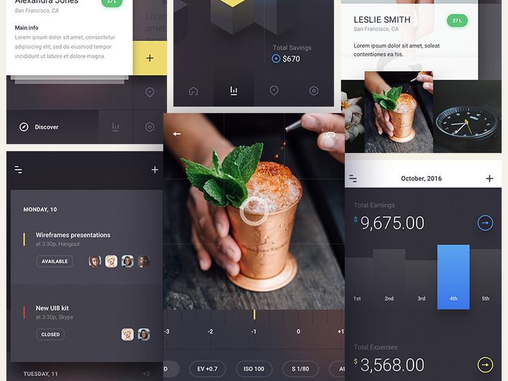 Evolve UI Kit by Creativedash