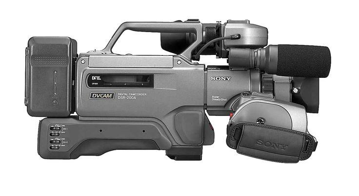 SONY DSR-200AP DVCAM