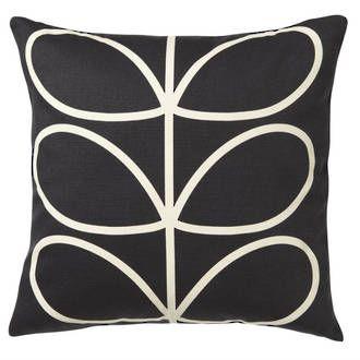 Orla Kiely Cushion Slate