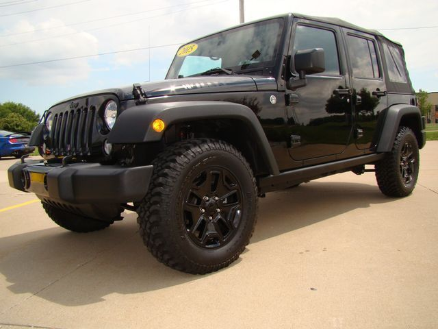 eBay: 2015 Jeep Wrangler Willys Wheeler 2015 Jeep Wrangler Unlimited #jeep #jeeplife