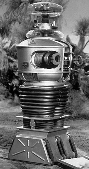 Robot B-9 from Lost in Space