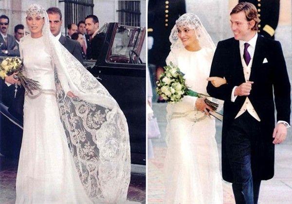 vestidos de bodas famosas - Buscar con Google