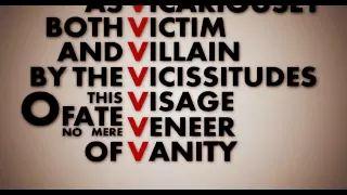 v for vendetta intro speech - YouTube