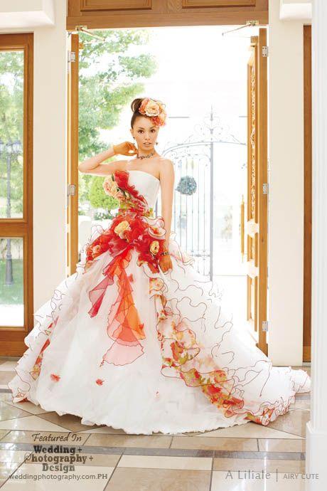 kimono wedding dress   Blah Since I Know: Just some Wedding Dresses