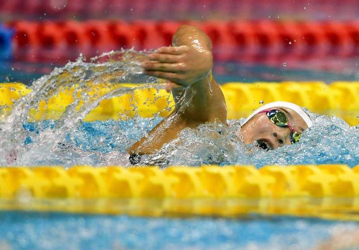 池江璃花子「いいレースできた」女子200自で2冠 - 水泳 : 日刊スポーツ #競泳 #池江璃花子