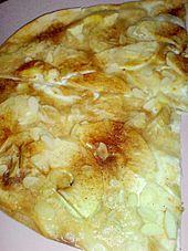 Flammkuchen elsässer Art, süßer Flammkuchen (Rezept mit Bild) | Chefkoch.de