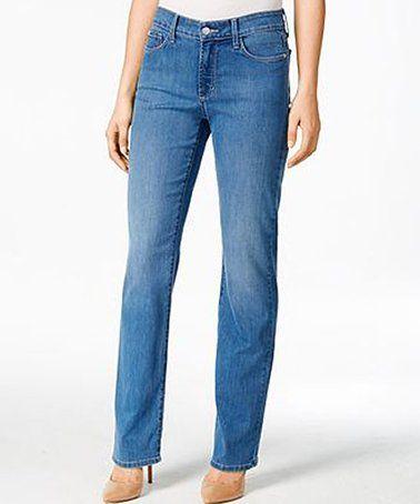 Look what I found on #zulily! Arabian Sea Marilyn Straight Jeans - Plus #zulilyfinds