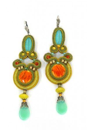 Dori Csengeri earrings.  Amazing