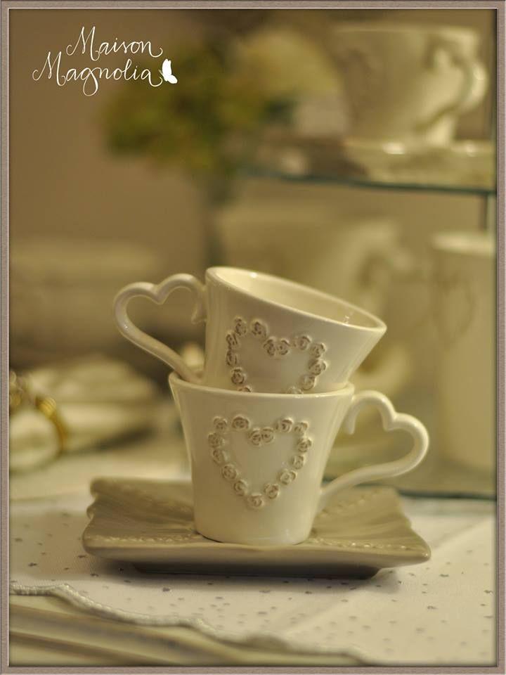 "Coffee cups ""Romance"""