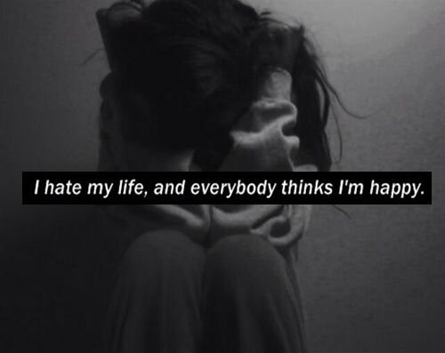 Emo Quotes About Suicide: 202 Best Images About IN PAIN On Pinterest