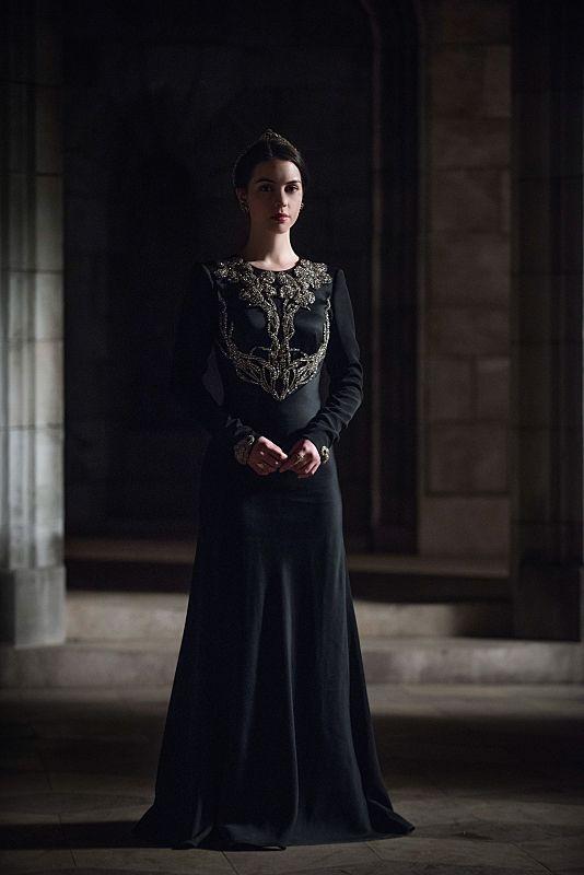 REIGN, season 2, episode 21, The Siege. Mary