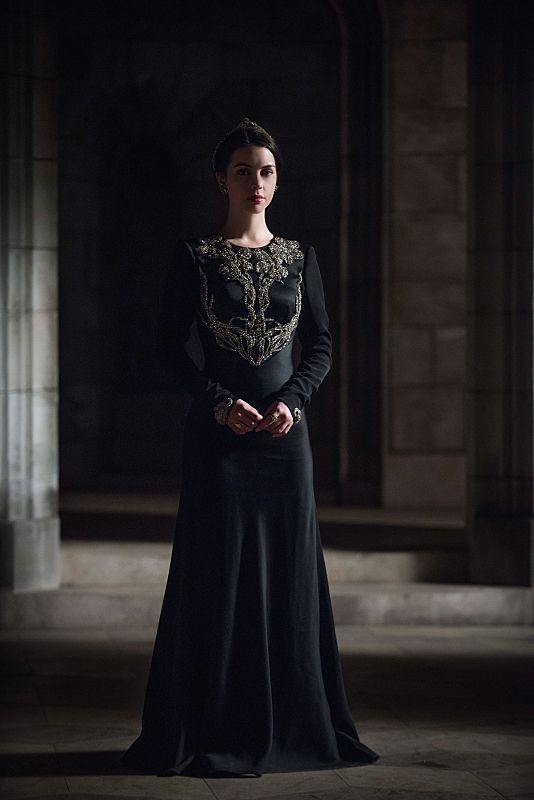 REIGN, season 2, episode 21, The Siege. Mary