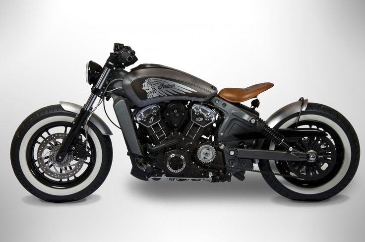 Test Ride An Indian Scout or Scout Sixty in Europe, Win a Custom One In April - autoevolution
