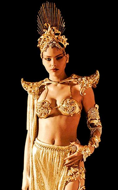 Ornella Muti, Flash Gordon   Played by: Ornella Muti Film: Flash Gordon (1980) As the daughter of Mongo's despot Ming the Merciless, Aura was used to getting whatever she wanted.…