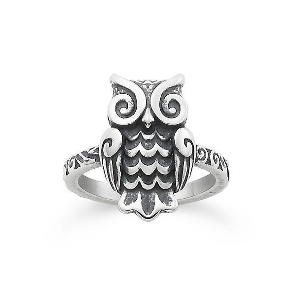 Woodland Owl Ring #JamesAvery