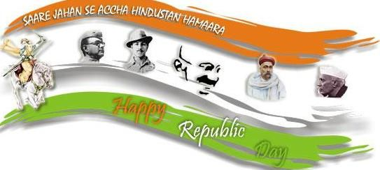 Happy Republic Day 2015 Hindi Wishes, Hindi SMS, Hindi Messages, Hindi Quotes For Whatsapp Status