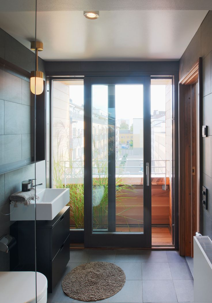 Oscar Properties: Ateljéhuset  #oscarproperties  bathroom, design, architecture, interior