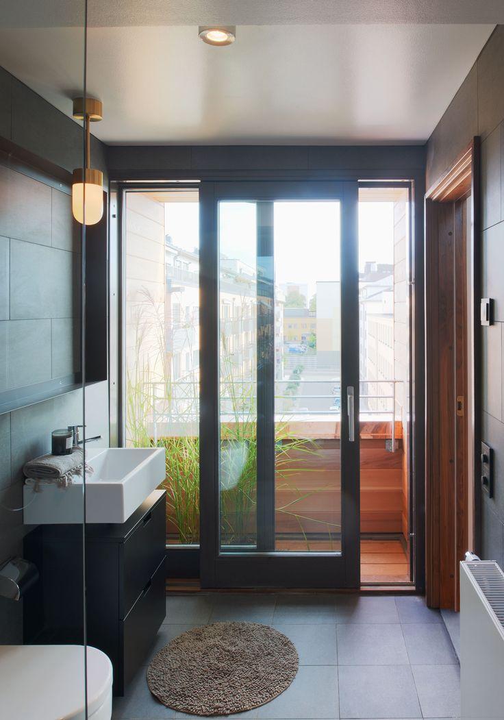 Oscar Properties: Ateljéhuset  #oscarproperties  bathroom, design, architecture, interior
