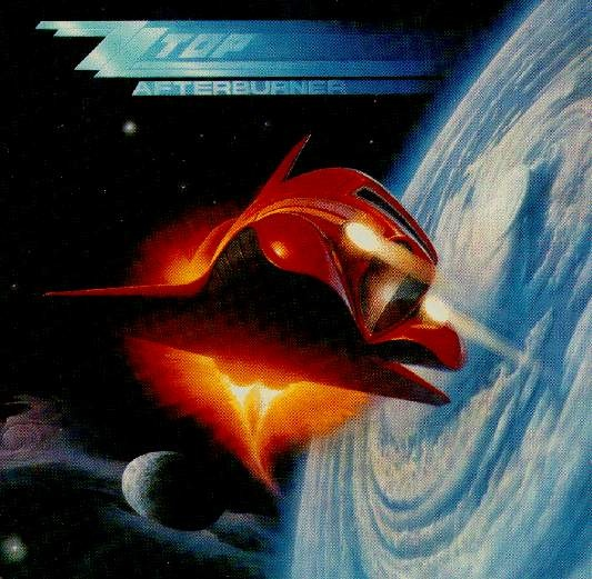 ZZ Top-Afterburner. I love this album too. Probably my favorite ZZ Top album. Stages! Great song!