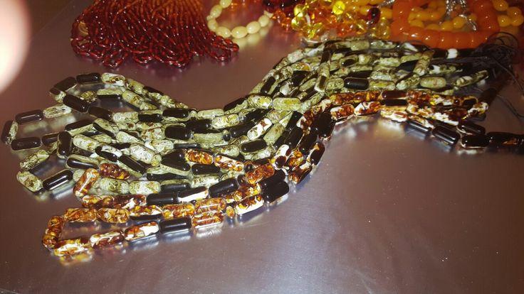 Rosary amber