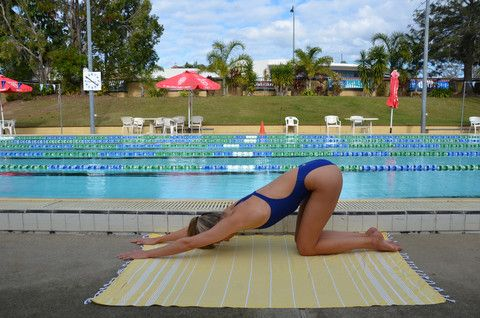 Yoga for Swimmers – Elle Fit Active