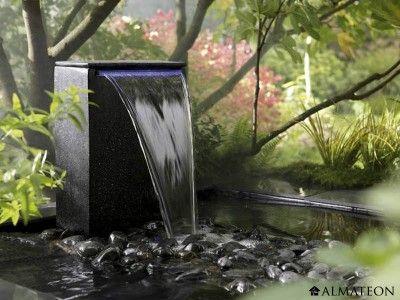 83 best images about fontaines d 39 ext rieur on pinterest for Fontaine asiatique jardin
