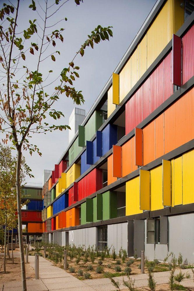 Viviendas social en carabanchel / ACM Arquitectos