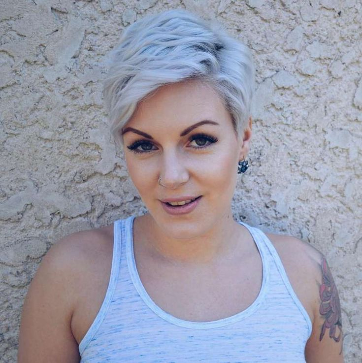 Short Hairstyle 2018 – 156