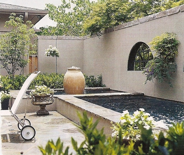 small pools  courtyards and pools on pinterest