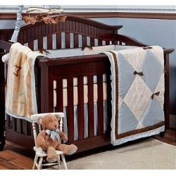 CLOSEOUT! CoCalo Preston 6 Piece Crib Set: Piece Cribs, Cribs Sets, Cribs Beds, Pieces Cribs