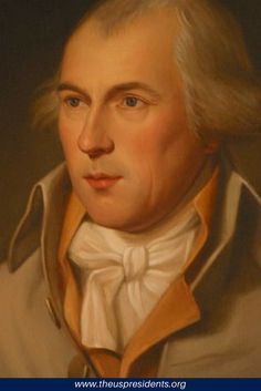 James Madison Presidency | US President: 1809-1817 US Vice President: George Clinton (1809-1812), (Elbridge Gerry 1813-1814) Political Party: Democratic-Republican Birth: March 16, 1751 in Port Conway, Virginia Colony Death: June 28, 1836 June 28, 1836 (aged 85) in Orange, Virginia Education: Princeton University